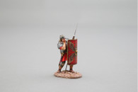 Thomas Gunn Miniatures ROM010A Bulls-Eye! (red shield) Roman Empire