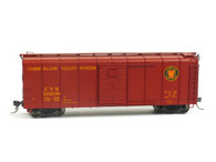 Fox Valley Models 30337 HO Cumberland Valley Wagontop Box Car #122138