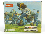 AIRFIX R.A.F Personnel 47 Scale Pieces HO-OO Scale (AIRFIX1747)