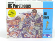 AIRFIX World War II US Paratroops 48 piece set