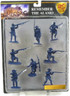 Conte Collectibles Remember the Alamo Plastic Figures Set Eight of Eight