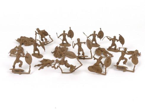 Conte Collectibles Zulus #3 Zulu War Series