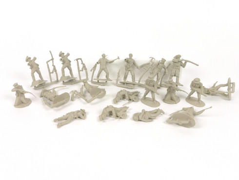 Conte Collectibles Alamo Defenders #4 Plastic Toy Soldiers