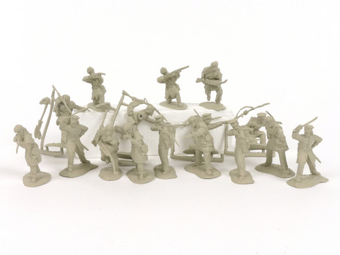 offer includes one Conte Collectibles Alamo Defenders #2 Plastic Toy Soldiers