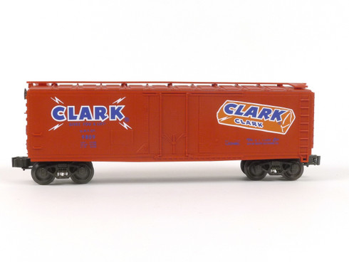 Lionel  6-9809 Clark Candy Bar Reefer Standard O Scale