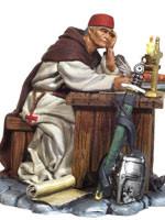 Bernard de Clairvaux (1090-1153) Black Hawk BH-0503