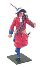 W Britain Soldier 44039 Musketeer 1st Guards 1686 Redcoats