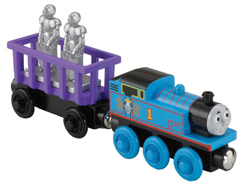 Thomas & Friends Wooden Railway Thomas' Castle Delivery