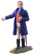 W Britain 36051 Napoleonic British Lt General Lord Hill 1/30 Scale Toy Soldier