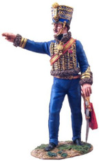 W Britain 36049 Napoleonic British Lt General The Earl Of Uxbridge Toy Soldier