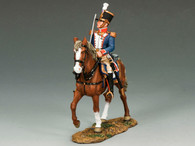 King & Country Toy Soldiers  Mounted Officer NA228