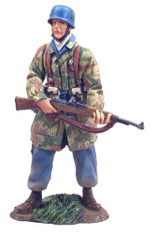 W Britain 25005 German Oberjager Fallschirm Jager Regiment 9 Osprey Art Series