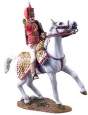 W Britain 36050 Napoleonic British Major General Hussey Vivian Mounted 1/30