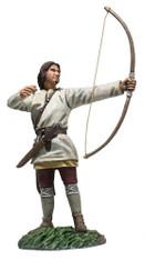WBritain Toy Soldier 62128 Osfirth Saxon Archer No.2 Arrow Loosed