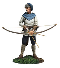 WBritain 62123 Recene Saxon Archer No.1 Arrow Nocked Wrath of the Northmen