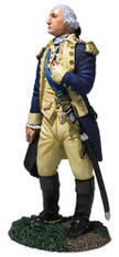 W Britain Museum Collection 10054 George Washington 1780-83