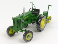 SpecCast JDM 233 Model M John Deere Tractor With Two Row Planter 1:16 Scale