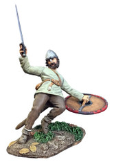 "WBritain Wrath of the Northmen 62118 ""Leofric"" Saxon Casualty Falling No.1"