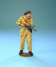 John Jenkins Designs Soldiers COND-01B The Spanish Civil War Tank Commander B