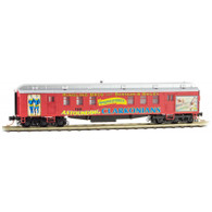 Micro-Trains Line N Scale Ringling Series #6 'Clarkonians'