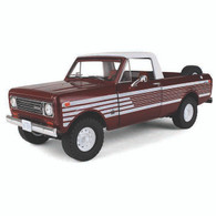 First Gear Terra Pickup 1/25 Scale Tahitian Red Metallic 40-0363