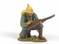 King & Country FW023 Kneeling Loading Rifle German World War I