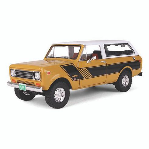 First Gear  Traveler 1/25 Scale Rallye Gold 40-0364