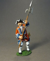 John Jenkins Designs Soldier BJ-12 Jacobite Rebellion British Sergeant 1/30