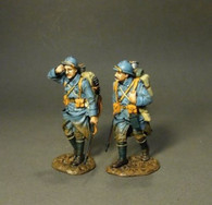 John Jenkins Designs Soldiers GWF-23 The Great War PCDF Walking 1/30 Collectible