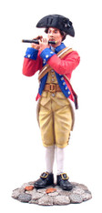 WBritain Toy Soldiers 18025  Garrison Fifer 1770's - Exclusive Item