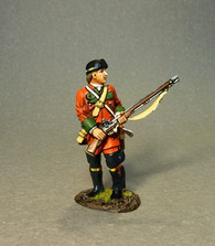John Jenkins Designs JJCLUB2014A THE BATTLE OF FORT CARILLON 1758 British Light Infantry 55th Foot Regiment Private Jenkins