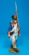 John Jenkins Designs PFL-05W French Line Infantry 1807 Fusilier Marching No 1W