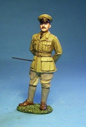 John Jenkins Designs Soldiers ACE-04P Knights Of The Skies Captain D R Maclaren