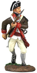 WBritain Soldier 18060 Continental Infantry 1776 - 1777 Charging NCO No. 1