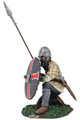 "WBritain Soldier 62112 Wrath of the Northmen ""Daegal"" Saxon Shield Wall Defender No.4"