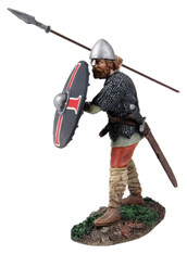 WBritain Soldier 62113 Wrath of the Northmen Saxon Throwing Spear No. 1 (Eldwyn)