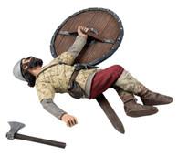WBritain Soldier 62114 Wrath of the Northmen Saxon Dead No.1 (Morton)