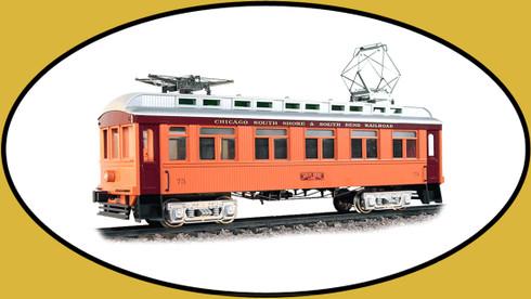 Hartland Locomotive Works 09234 Interurban South Shore Electric Locomotive