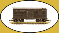 Hartland Locomotive Works 03004 Cattle Car Undecorated G Gauge