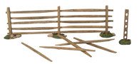 WBritain Soldier Accessory 17615   Turnpike Fences Three Fence Sections