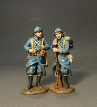 John Jenkins Designs Soldiers GWF-20 WWI Battle Of Amienns PCDF Standing 1/30