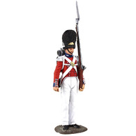 W Britain Toy Soldier Museum Collection 10048 British Grenadier Guardsman, 1831