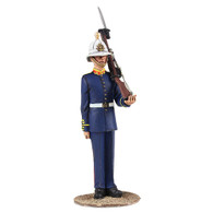 W Britain Toy Soldier Jack Tars & Leathernecks 13011 British Royal Marine, Full Dress, 1935