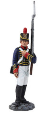 W Britain Toy Soldier Jack Tars & Leathernecks 13026 U.S. Marine 1811-18