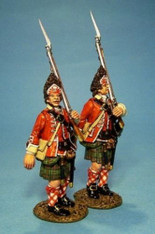 John Jenkins Designs Soldiers TIC20 Ticonderoga Grenadiers Marching Collectible