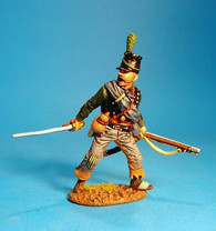 John Jenkins Designs JJCLUB2013B THE PENINSULA WAR 1807-1814, British 95th Rifles, 2nd Battalion, Captain John Jenkins