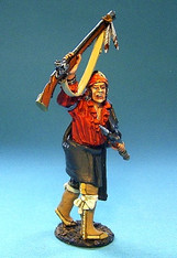 "John Jenkins Designs JJCLUBSET9 Captain John Norton, "" The Snipe"" Mohawk War Chief Limited edition 1/30 Collectible"