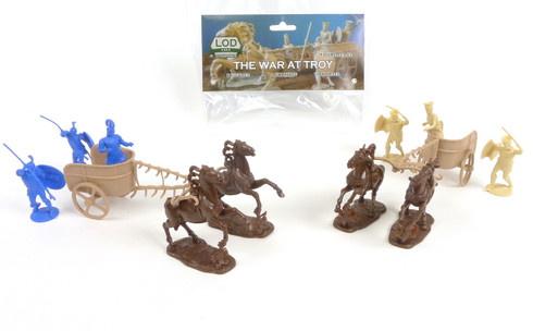 LOD Enterprises War at Troy Chariots Set 2