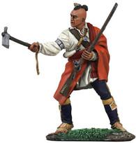 WBritain Toy Soldier 18062 American Revolution Iroquois Warrior Chief Joseph Brant