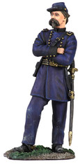 W Britain 31173 American Civil War Union General Daniel Sickles